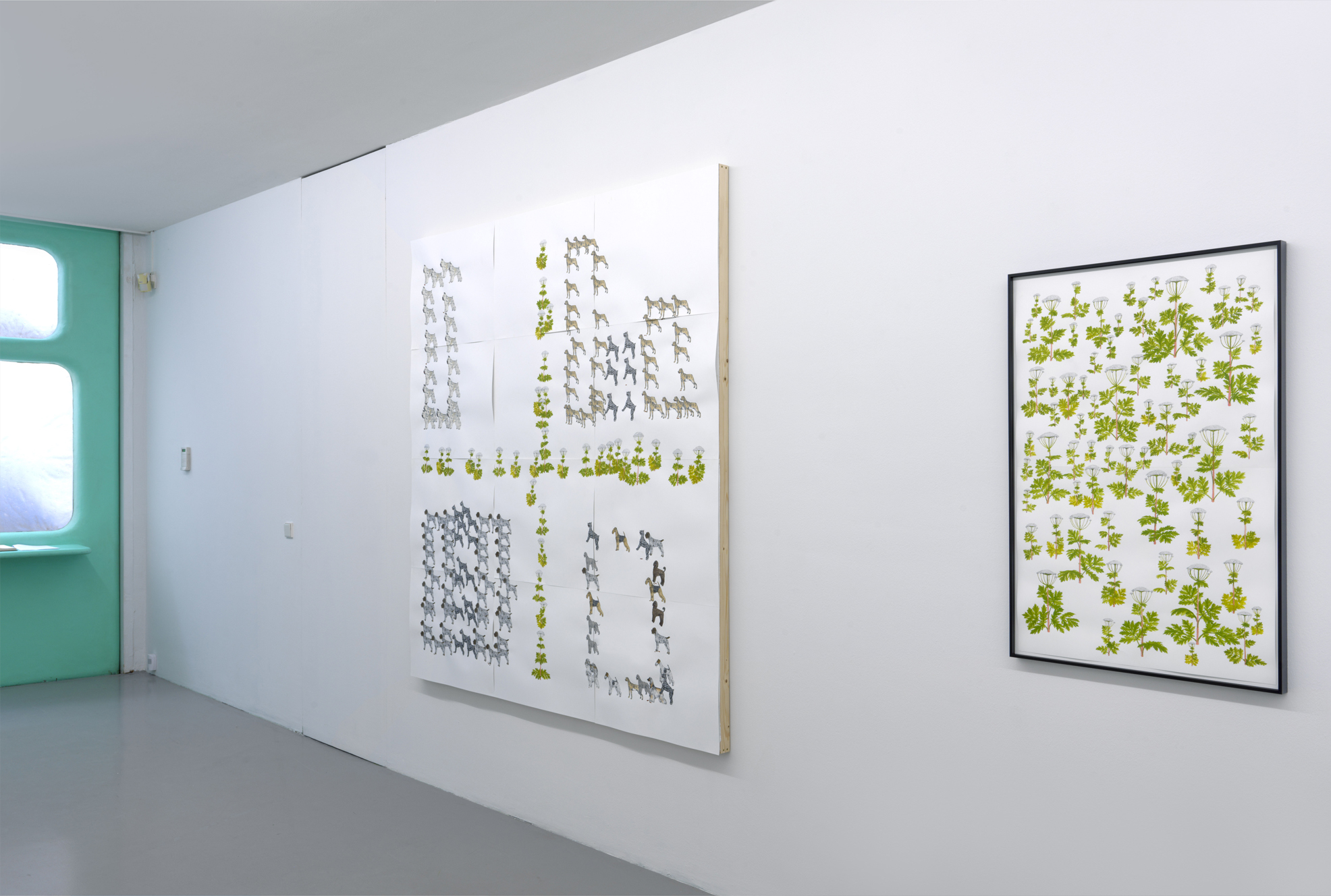 Tim Enthoven Repugnant Conclusion Installation View at Fons Welters Gallery, 2019